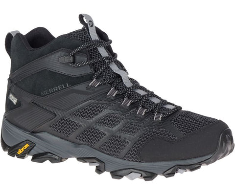 Men's Merrell Moab FST 2 Mid (Waterproof)