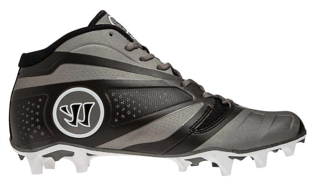 Men's Warrior Burn 7.0 Mid-cut - men's lacrosse cleats - Sports 4