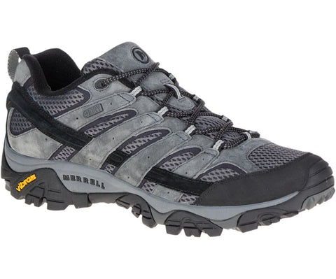 Men's Merrell Moab 2 WP D (Medium) - Sports 4, men's hiking shoes, Merrell