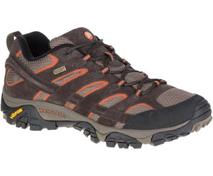 Men's Merrell Moab 2 WP D (Medium) - men's hiking shoes - Sports 4