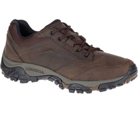 Men's Merrell Moab Adventure 2E (Wide) - men's hiking shoes - Sports 4