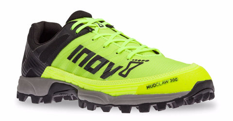 Unisex Inov8 Mudclaw 300 - Sports 4, men's trail running shoes, INOV8