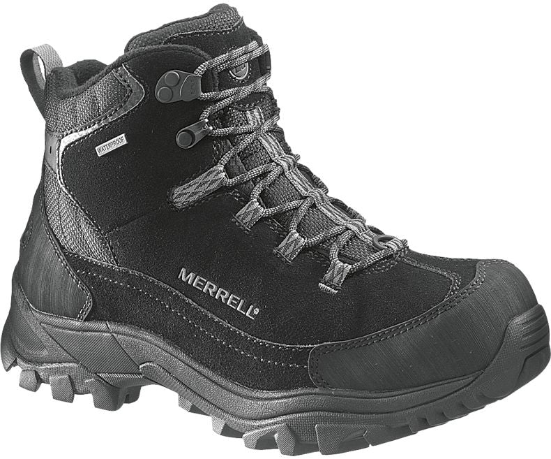 Men's Merrell Norsehund Omega (Winter Boot) - men's hiking shoes - Sports 4