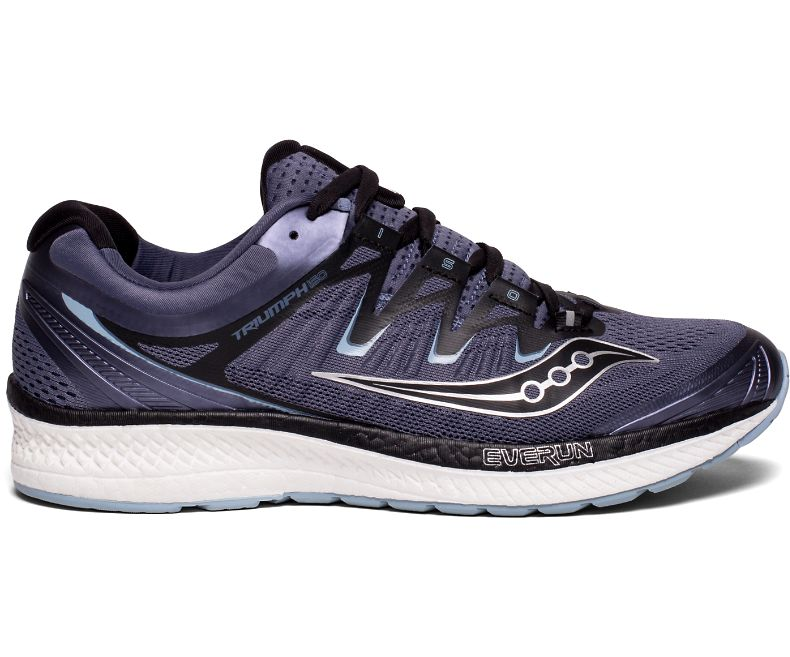 Men's Saucony Triumph ISO 4 2E (Wide) - running shoes - Sports 4