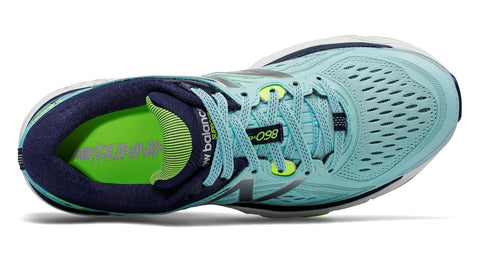 Women's New Balance 860 v.8 - women's running shoes - Sports 4