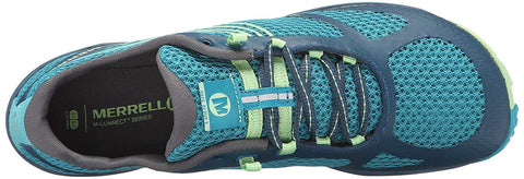Women's Merrell Pace Glove 3 - women's trail running shoes - Sports 4