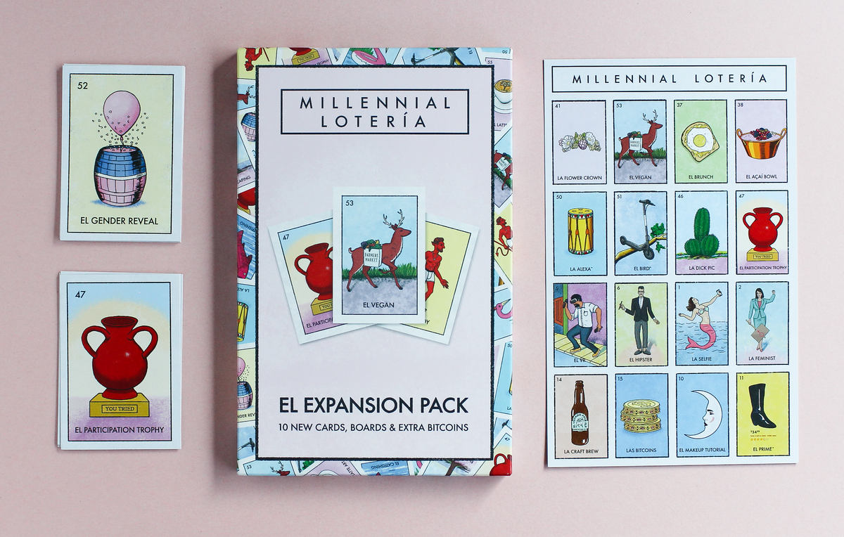 This is a graphic of Loteria Game Printable intended for paper