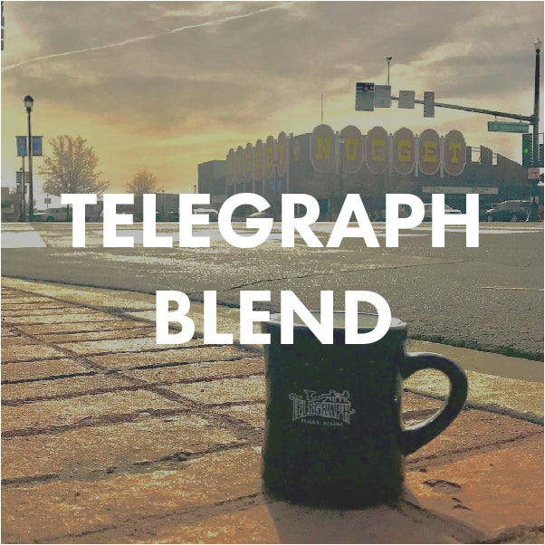 Telegraph Blend Coffee | Telegraph Coffee & Tap