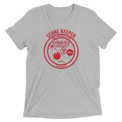 Celebrity Sport Center Score Keeper Shirt
