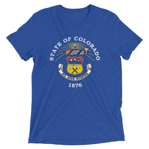 State of Colorado Seal Shirt