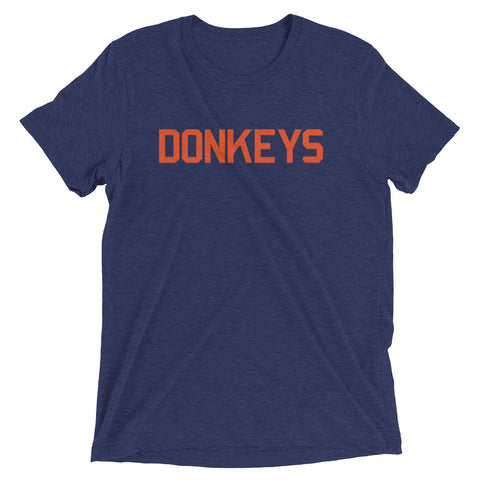 Denver Donkeys Broncos Football Shirt