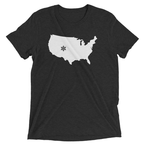 United States Snow Colorado Shirt
