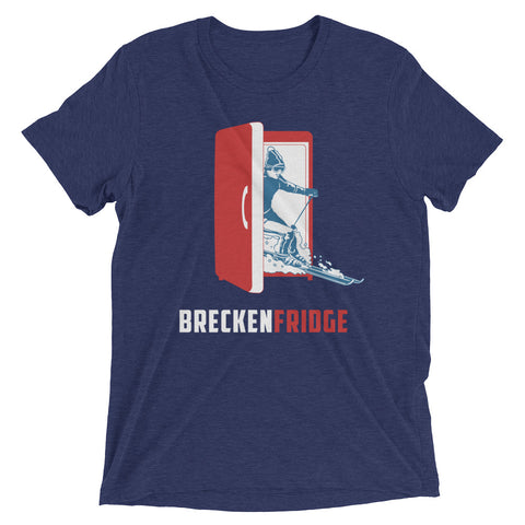 Breckenfridge Breckenridge Skiing Shirt T-Shirt Colorado