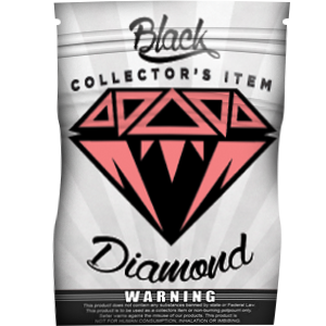 Black Diamond Strawberry - Golden