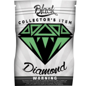 Black Diamond Watermelon - Golden