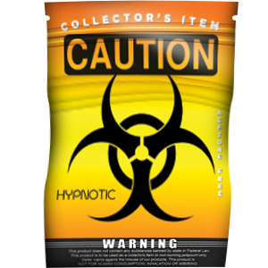 Caution Hypnotic - Platinum