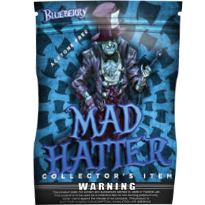 Mad Hatter Blueberry - Golden