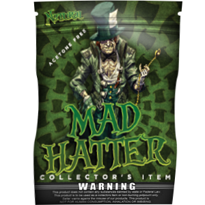 Mad Hatter Natural - Golden
