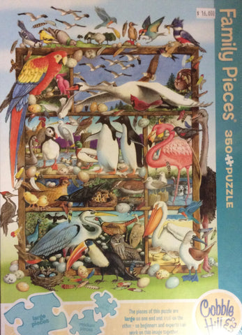 Puzzle Birds of the World