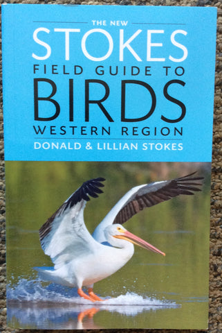 Stokes Western Birds Field Guide