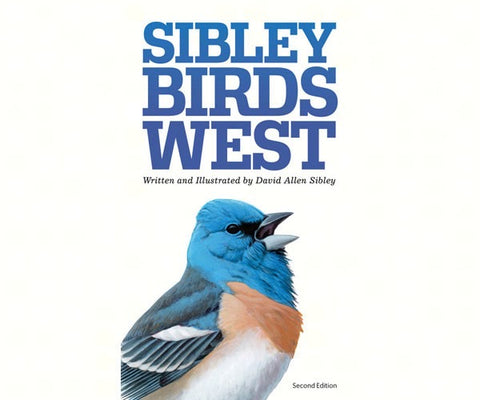Sibley Guide West 2nd Edition