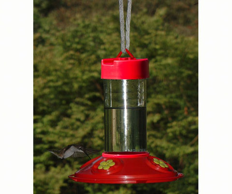 Dr. JB's 16 oz Clean Hummingbird Feeder