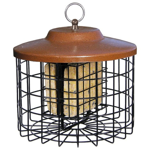 Suet Cage Squirrel Proof