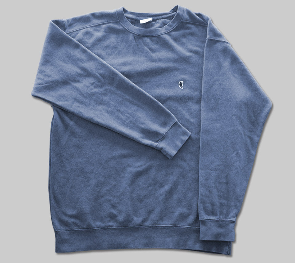 Chough Sweat Air Force Blue