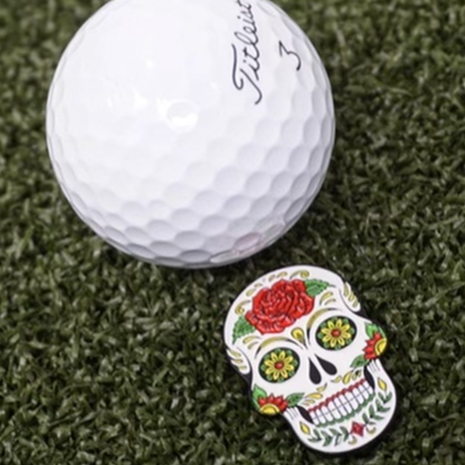 Cinco De Mayo Ball Marker