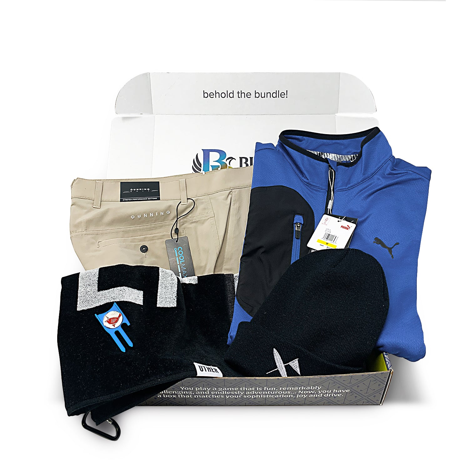 The Gift - Combo Birdie Bundle  (Prepay 2, 6, 12 Months)