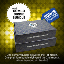 Mens Combo Birdie Bundle Subscription