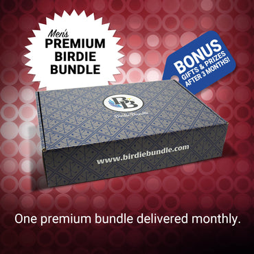 Mens Premium Birdie Bundle Subscription