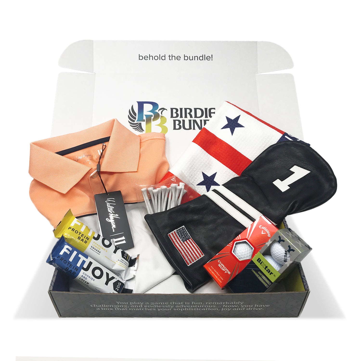 mens golf gift box