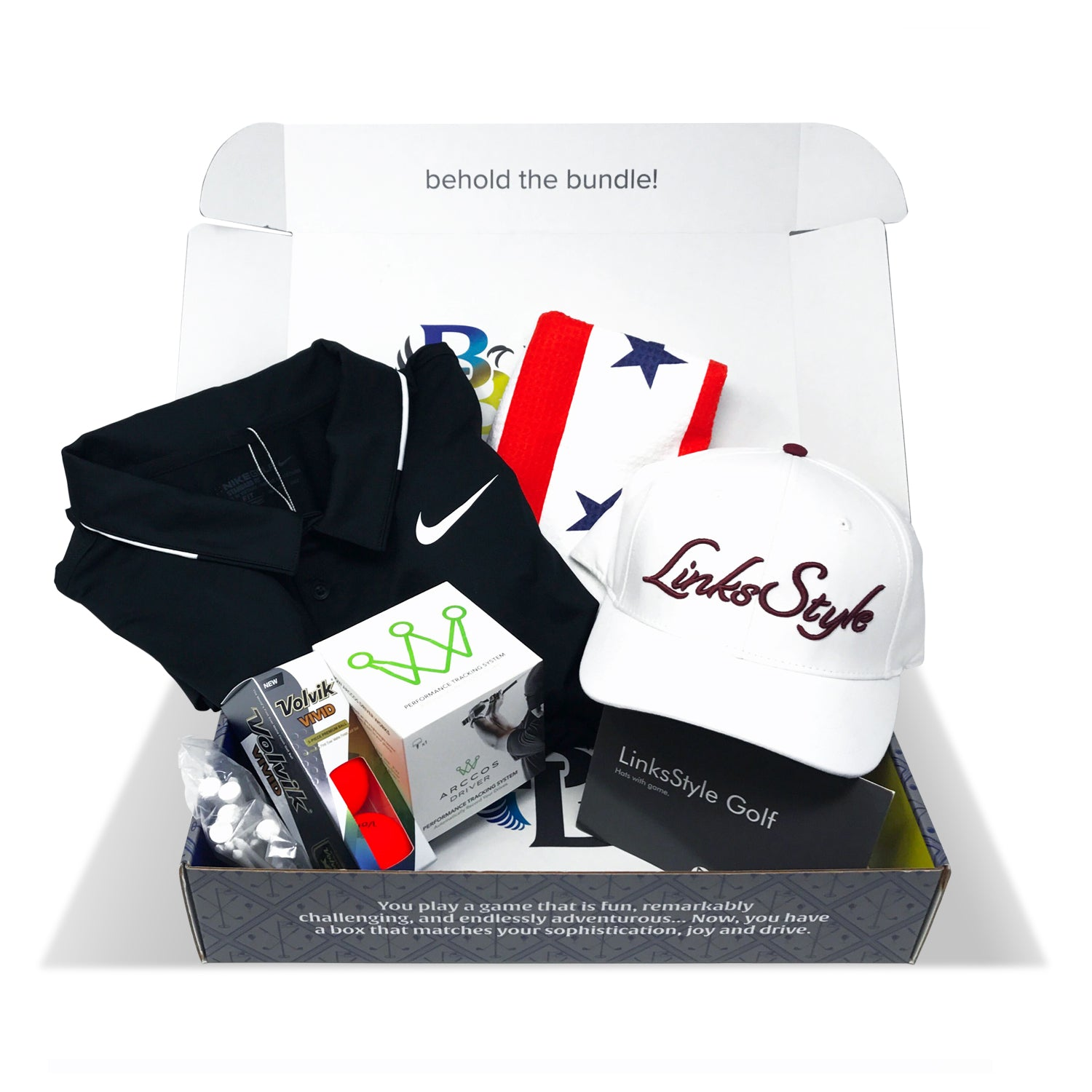 golf subscription box