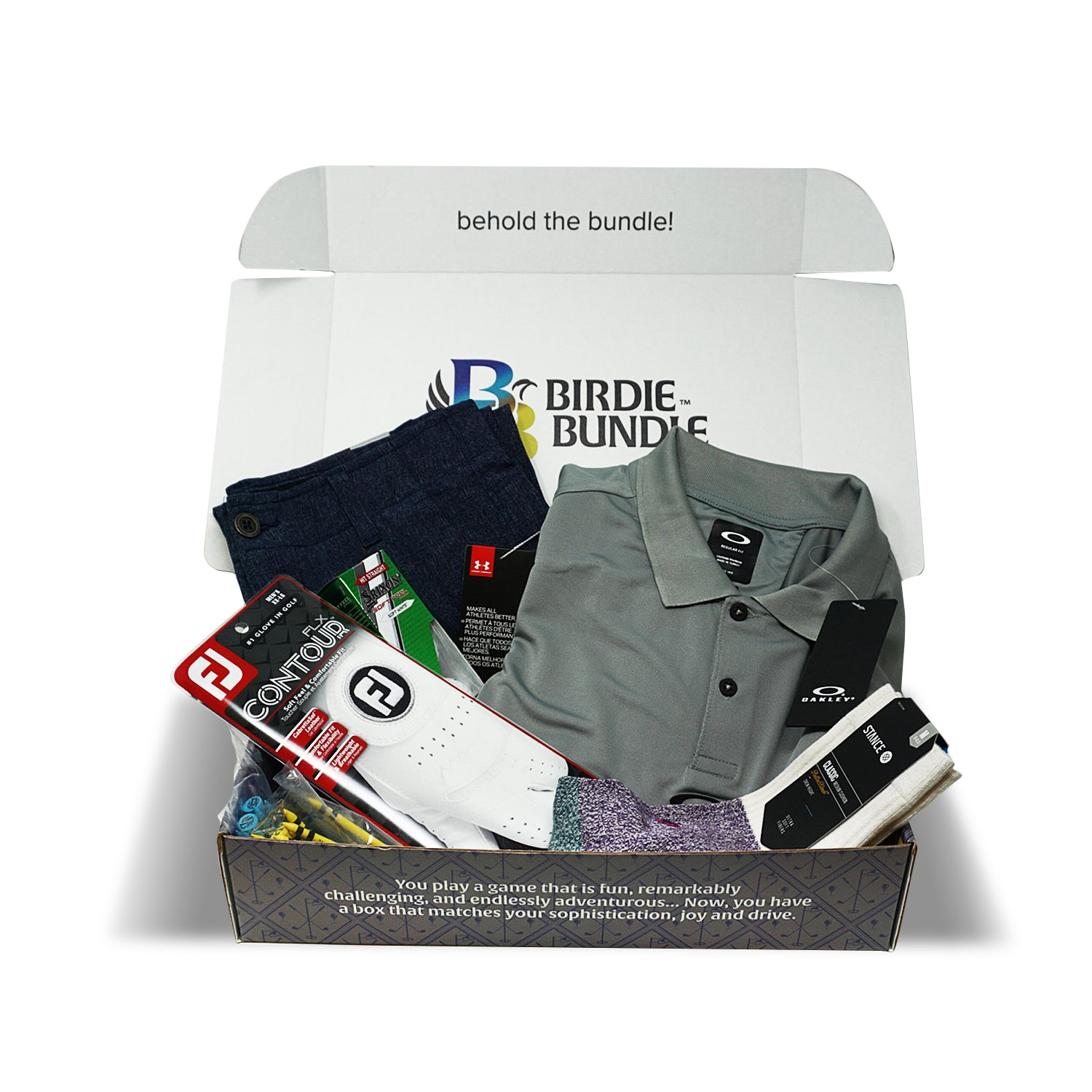 Premium Birdie Bundle Subscription