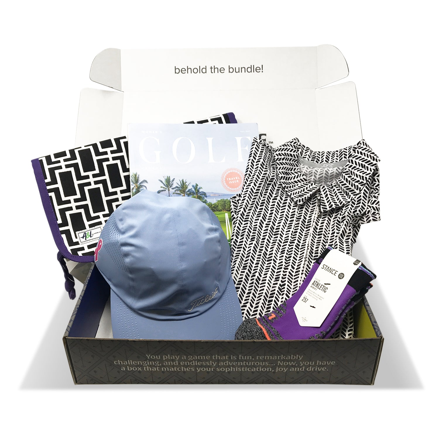 Women's subscription box