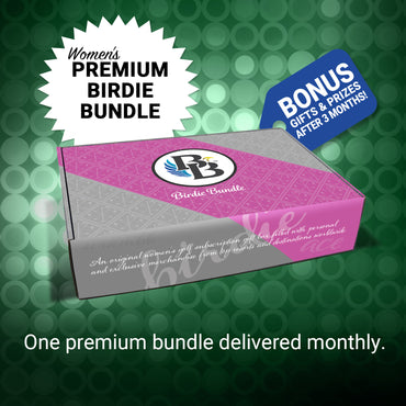 Women's Premium Birdie Bundle Subscription