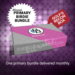 Women's Primary Birdie Bundle Subscription