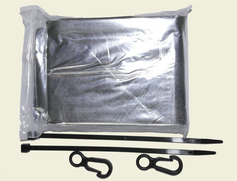 Supershelter Parts - Blanket/Straps/Hooks - Replacement