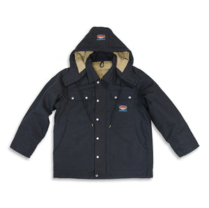 Black Duck Heavy Winter Coat