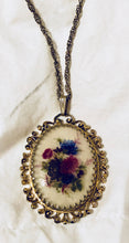 Vintage pendant necklace SIGNED Whiting & Davis