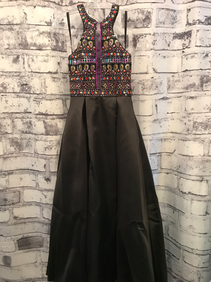 BLACK GEM TOP TAFETTA PRINCESS
