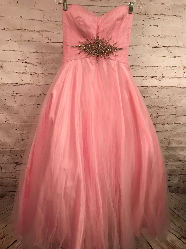 PINK PRINCESS GOWN (NEW)