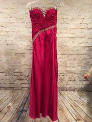 PINK EVENING GOWN (NEW)
