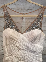 IVORY MERMAID GOWN