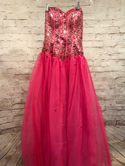 PINK PRINCESS GOWN
