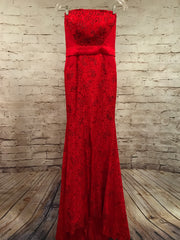 RED MERMAID GOWN (NEW)