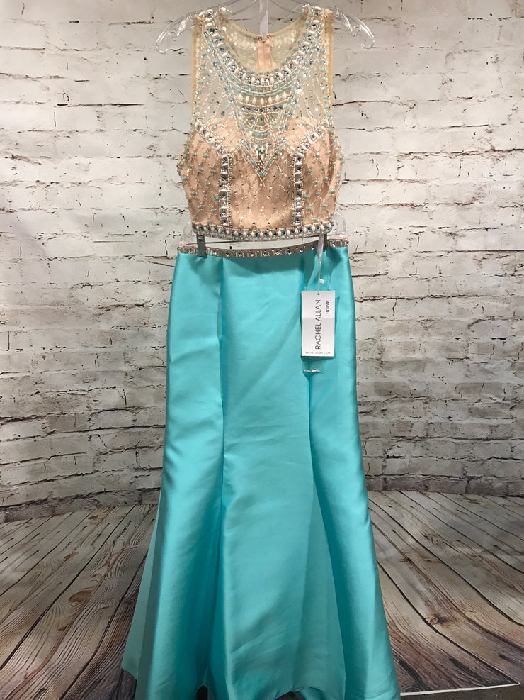 AQUA/IVORY PRINCESS 2 PC (NEW)