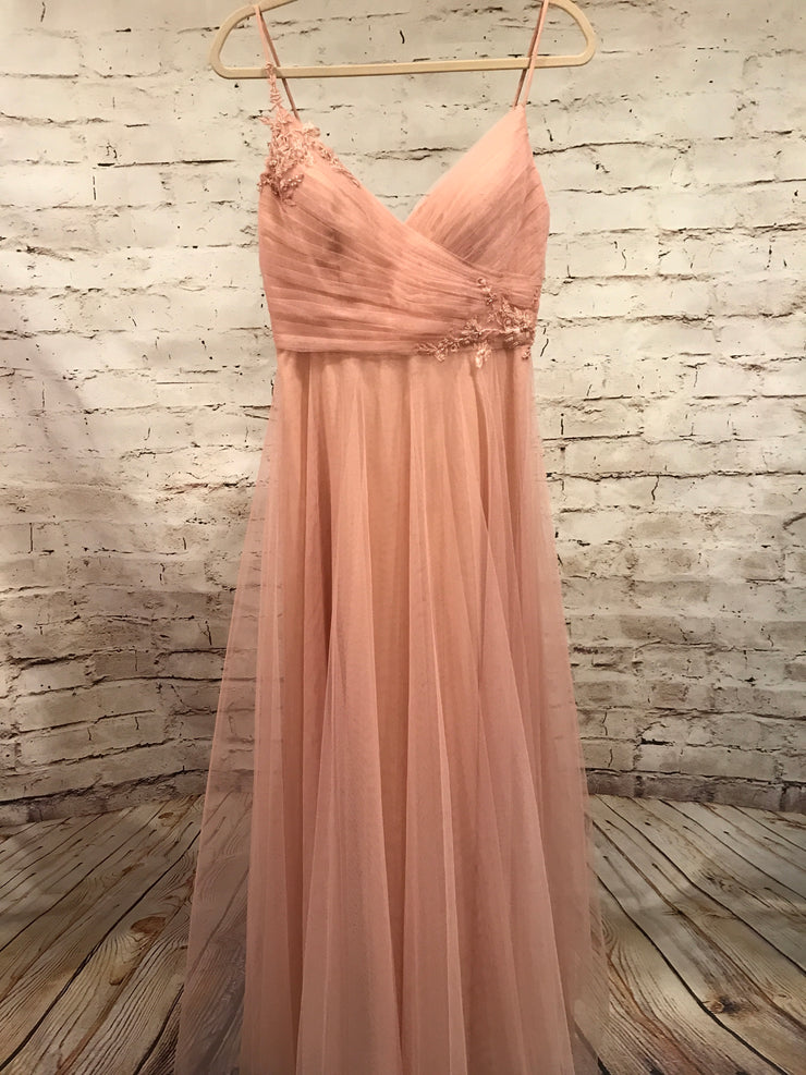 BLUSH A LINE PRINCESS GOWN