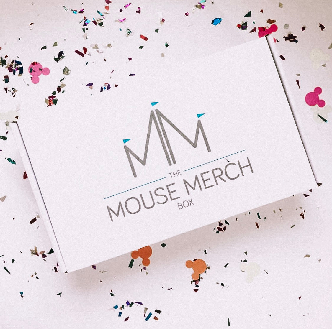 Mouse Merch Box Yearly Subscription